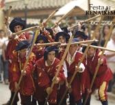 Fondo de escritorio de la Festa del Renacimiento - piqueros