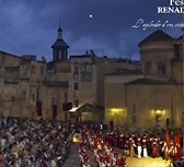 Fondo de escritorio de la Festa del Renacimiento - pregón en el Ábside